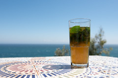 Morocco Tea, it is the most important part of a Moroccan daily life