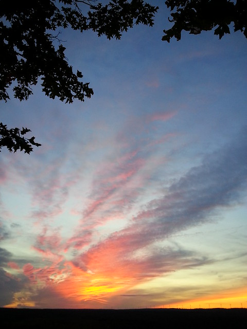Sunset at a Secret Place
