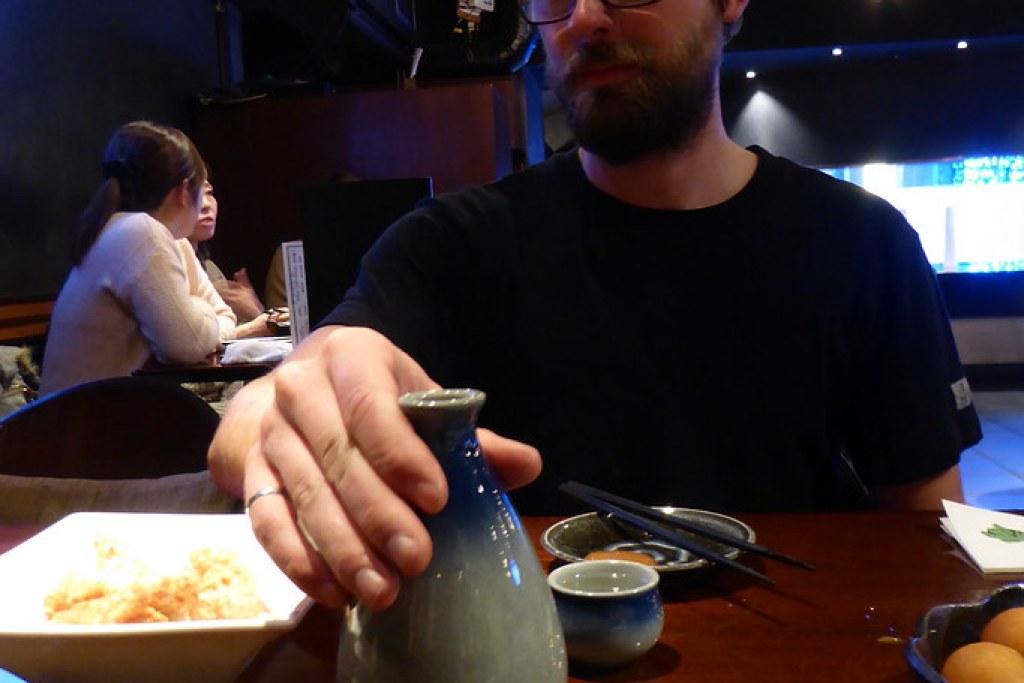 Sake? Don't mind if I do....