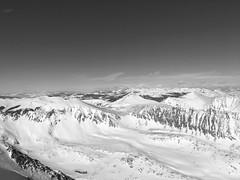 Quandary Peak summit view (northwest).
