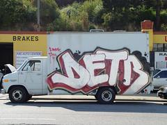 Graffiti: DETR