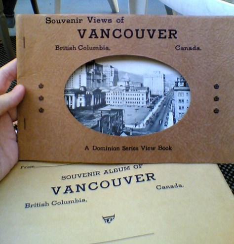 Souvenir Views of Vancouver