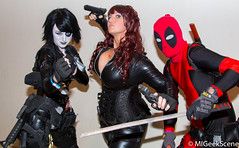 Motor City Comic Con B36
