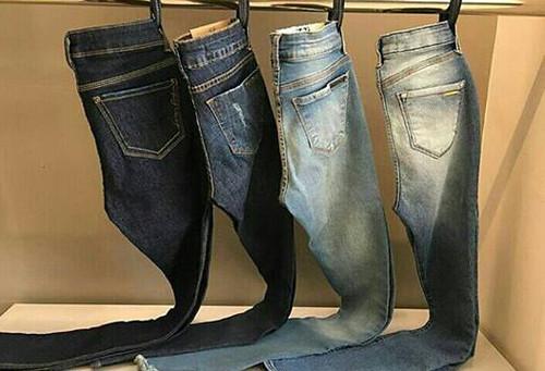 Clássico, rasgado, justo, largo, claro, escuro, todo dia é dia de jeans