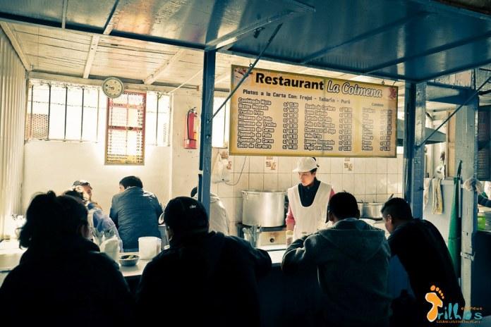 Peru - Mercado de São Pedro - 11