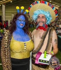 Monroe Comic Con58