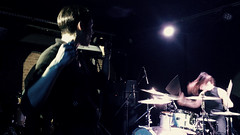 """Savages - 2015 NYC Residency, Mercury Lounge, New York City, NY 1-21-15 • <a style=""""font-size:0.8em;"""" href=""""http://www.flickr.com/photos/79463948@N07/23566163975/"""" target=""""_blank"""">View on Flickr</a>"""