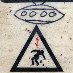 DANGER: Alien Abduction Area