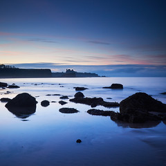 """Tantallon Castle from Seacliff Beach • <a style=""""font-size:0.8em;"""" href=""""http://www.flickr.com/photos/26440756@N06/31656230843/"""" target=""""_blank"""">View on Flickr</a>"""