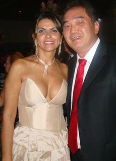 Teka e o cirurgião plástico Júlio Tahara
