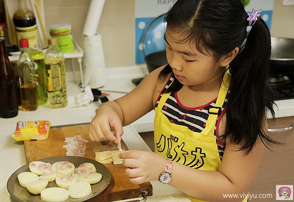 [烹飪]芝司樂起司.兩倍鈣!就是不一樣! 營養豐富早餐在家簡單輕鬆完成 @VIVIYU小世界