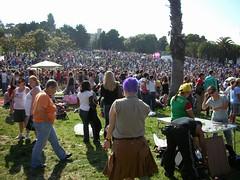 Pink Saturday im Dolores Park