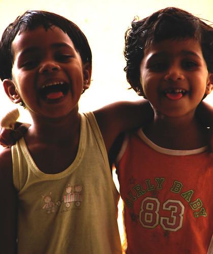 Innocence, Naughtiness, Friendship & Mirth