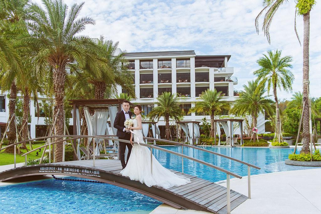[婚攝] Wei & Amy 桃園大溪笠復威斯汀度假酒店 婚禮精選 | 臺北婚攝艾文