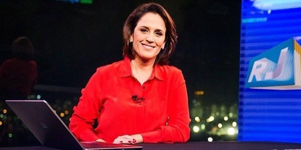 """""""Me preparando para voltar"""", diz apresentadora da Globo afastada"""