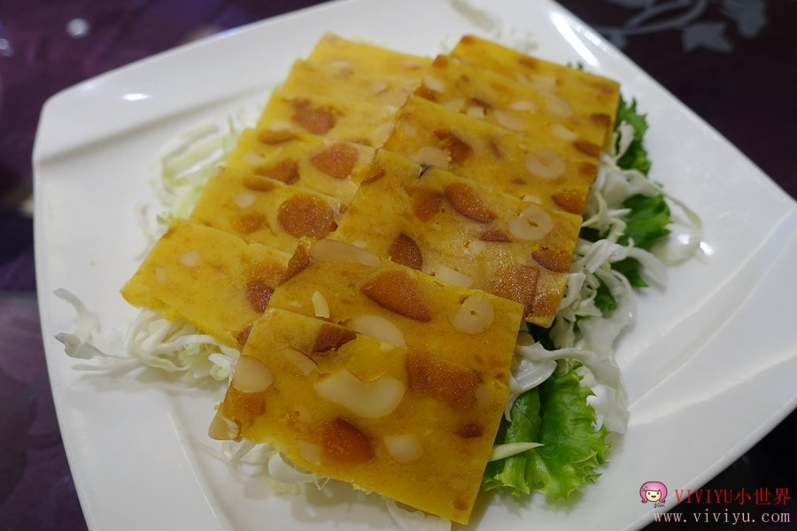 [台北.美食]台北凱撒飯店.王朝餐廳~大菜與小吃的結合.家宴料理 @VIVIYU小世界