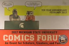 MSU Comics Forum 2017 12