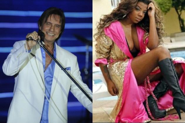 """Gosto de cantar funk, é excitante"", diz Roberto Carlos"