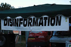 disinformation is king
