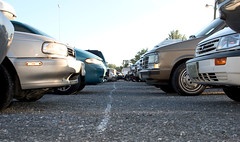 """CRW_9089: Cars All Lined Up in Rows • <a style=""""font-size:0.8em;"""" href=""""http://www.flickr.com/photos/54494252@N00/11776305/"""" target=""""_blank"""">View on Flickr</a>"""