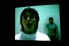 """Dora Garcia. """"La Leccion Respiratoria&quo..."""
