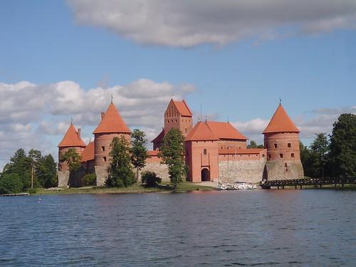 Trakai/Lithuania von Ihnen.