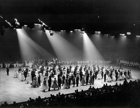Star Ballroom Championships, London 1953