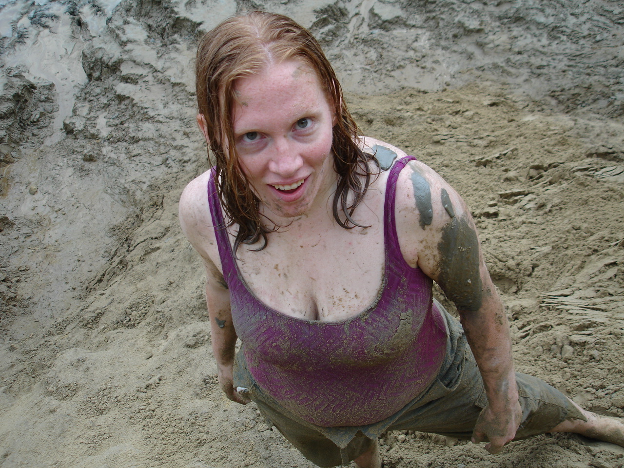 Me, Mud.