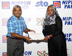 Nippon Paint 13th Inter School Swimming Competition 2015 341