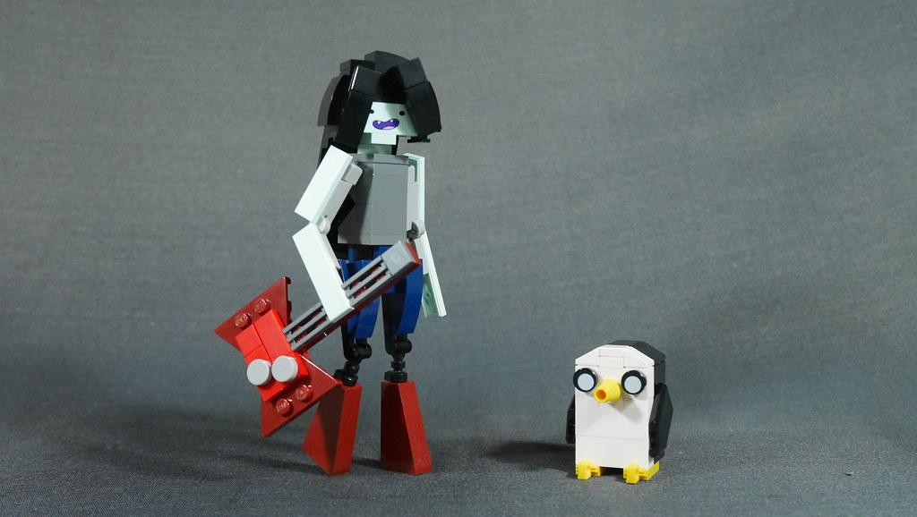 The World s Best Photos of marceline and time   Flickr Hive Mind Marceline  Nimura              Tags  lego adventuretime marceline gunter ideas  legoideas adventure time