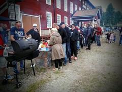Sågmyra Custom, Hot Rod, Gasser bilutställning 2016 - 8
