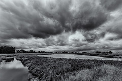 Dode Ijzer (Wandelpad) - The hole in the sky