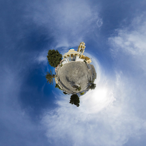 Oia Little Planet 2