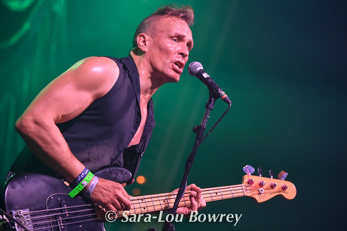 The Membranes at Beautiful Days 2016