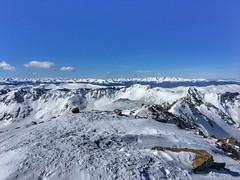 Quandary Peak summit view (west).