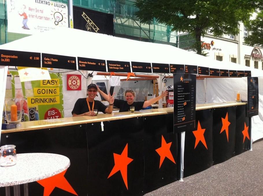 2012-07-30 Marktplatzfest, Ludwigsburg