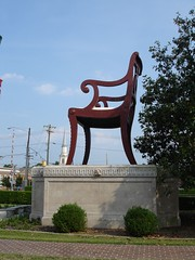 The Big Chair, Thomasville, North Carolina