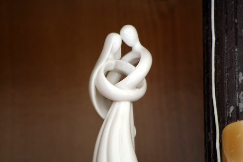 Wedding Cake Topper by ahhyeah.