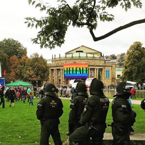 #VIELFALT  @ #Oper #0711 #Stuttgart