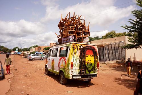 Burkina Faso : Banfora