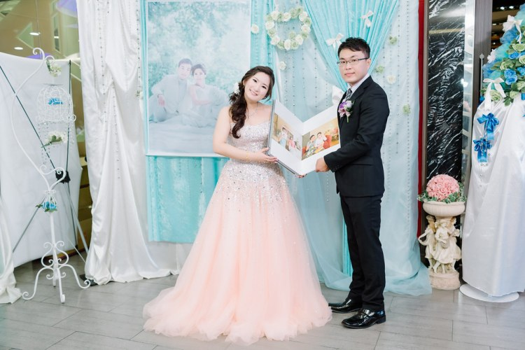 俊賢 佩珊 文定之喜 @臻愛婚宴會館