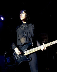 """Savages - 2015 NYC Residency, Mercury Lounge, New York City, NY 1-21-15 • <a style=""""font-size:0.8em;"""" href=""""http://www.flickr.com/photos/79463948@N07/23198245779/"""" target=""""_blank"""">View on Flickr</a>"""