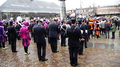 Sinterklaas op de Markt