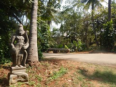 The Legend Kuchipudi Dancer Dr. Vyjayanthi Kashi's Shambhavi School of Dance Outside Photography By Chinmaya M.Rao  (241)