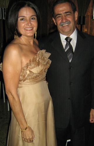 Afra e Romel Erwin de Souza