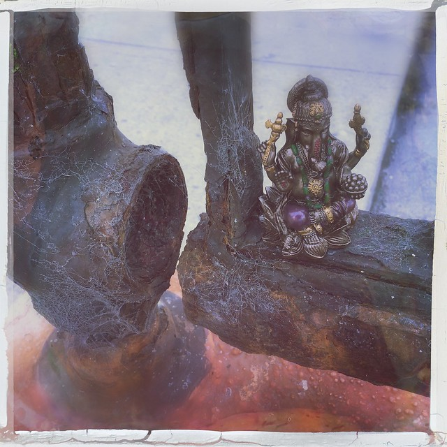 Ganesha Is Nonplussed by Rust