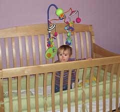 Crib Stand 2