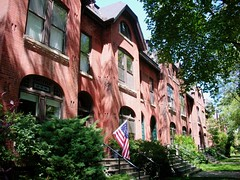 McCormick Houses on DePaul Campus