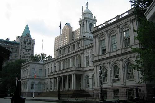 NYC: City Hall by wallyg.