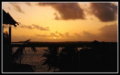dawn in Kenya - Lamu - 08/2005